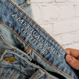 American Eagle Outfitters Jeans - American Eagle Outfitters|Destroyed Tomgirl Jeans